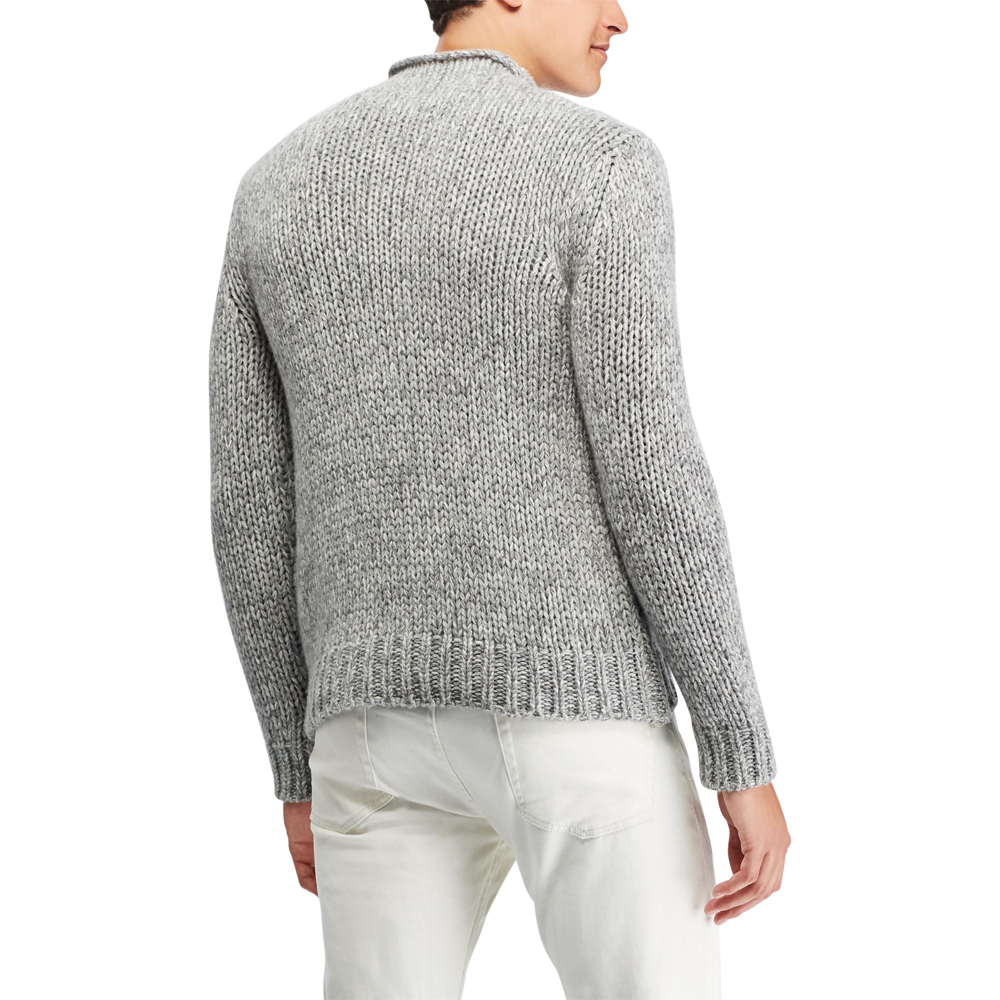 89926619 Cashmere Rollneck Sweater
