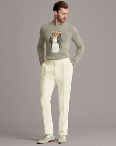 Pullover mit Polo Bear