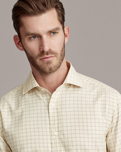 Tattersall Twill Shirt