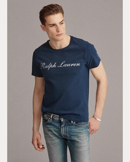Purple Label Cotton Jersey Graphic Tee 1