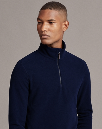RLX Fleece Half-Zip Pullover