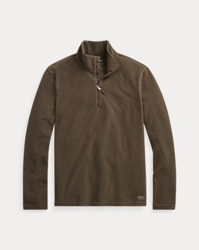 RLX Fleece Half-Zip Pullover