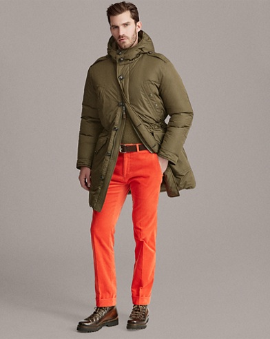 RLX Down Marsh Coat