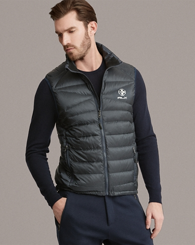 RLX Packable Down Vest