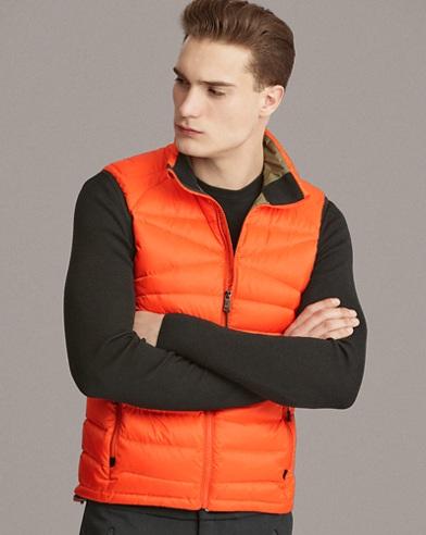 RLX Packable Down Vest