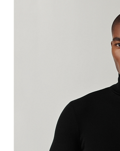 RLX Slim Ribbed Merino Sweater