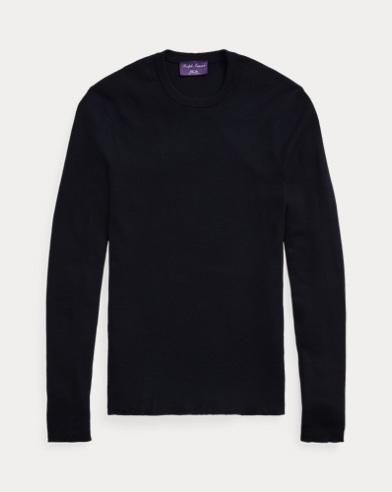 RLX Slim Ribbed Merino Sweater
