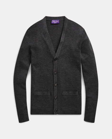 RLX Slim Fit Merino Cardigan
