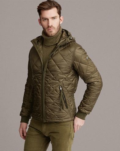 RLX Lightweight Quilted Jacket