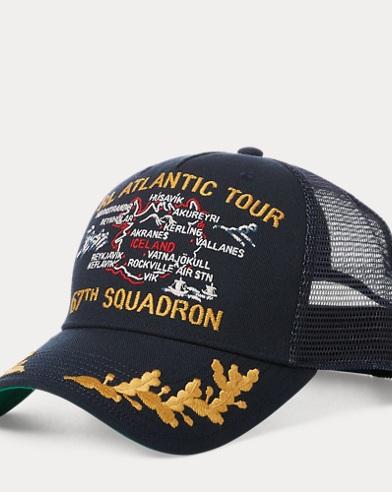 Naval Trucker Cap