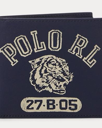 Polo Tiger Billfold Wallet