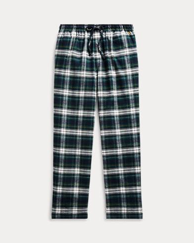 Pantaloni da notte in flanella