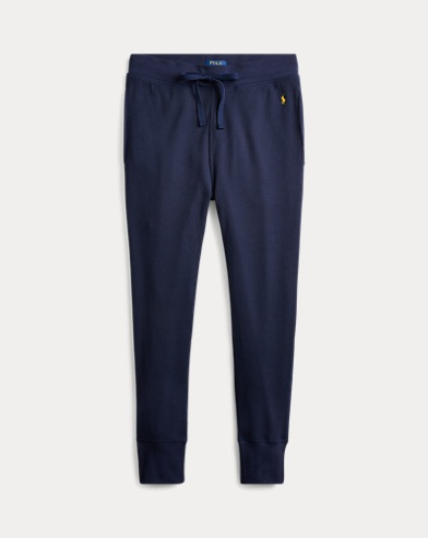 Cotton-Blend Jogger Trouser