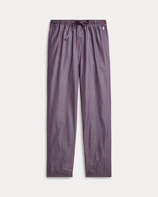 Ralph Lauren - Plaid Cotton Sleep Set - 1