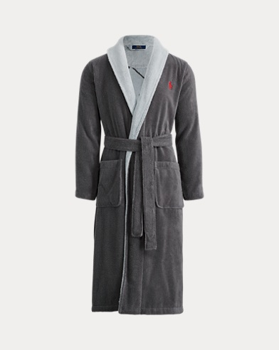 Cotton Terry Robe