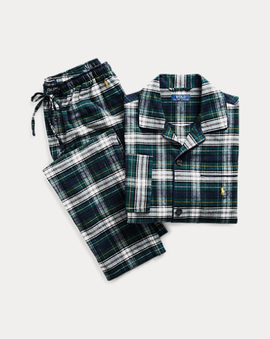 Flannel Sleep Set