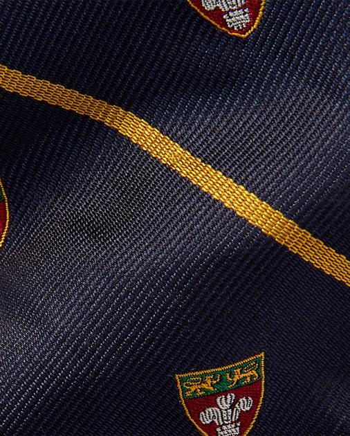 Twill Narrow Twill Club Tie Silk Club Narrow Silk 6yg7bfY