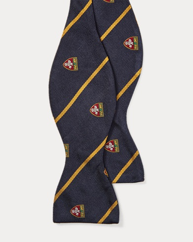 Silk Club Bow Tie