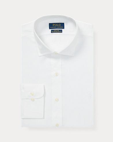 Camisa Custom Fit de cuidado fácil
