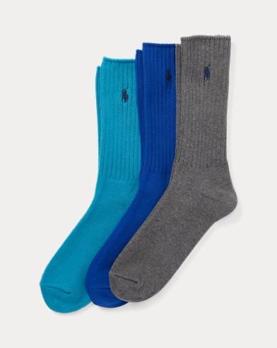 Lot de 3paires chaussettes sport