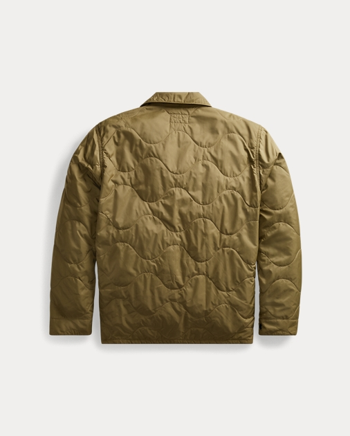a1229b4ab RRL Quilted Chore Jacket 2