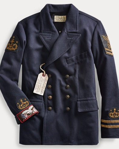 Limited-Edition Admiral Jacket
