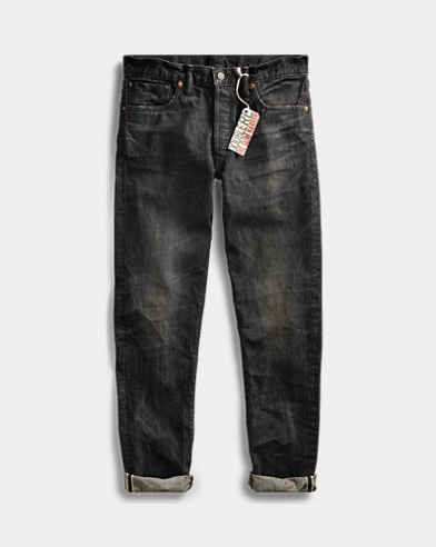 Slim Narrow Selvedge Jean