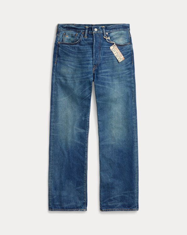 Vintage 5-Pocket Selvedge Jean