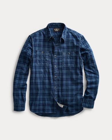 Tradesman Plaid Workshirt