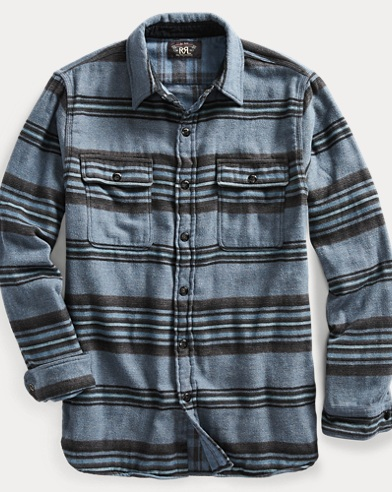 Matlock Striped Workshirt