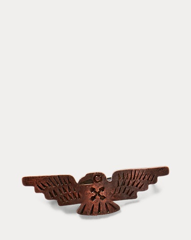 Bird Copper Pin