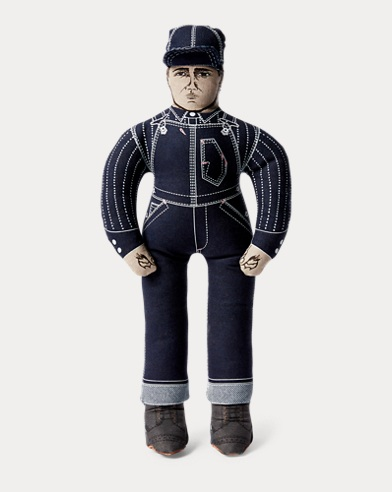 Limited-Edition Engineer Doll