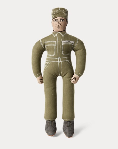 Limited-Edition Mechanic Doll