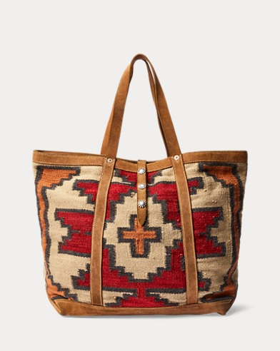 Hand-Woven Tote