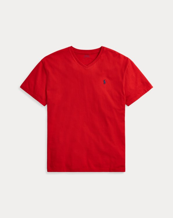 Classic Fit Jersey V-Neck T-Shirt