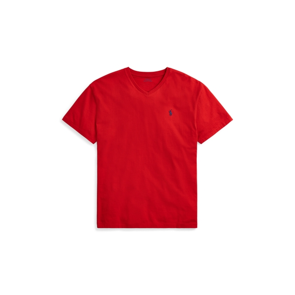 Polo Ralph Lauren Classic Fit Jersey V-Neck T-Shirt