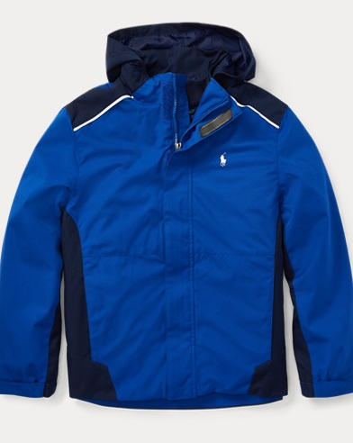 3-in-1 Hooded Jacket