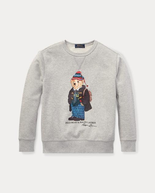 a4bdb3d648f4 Boys 8-20 University Bear Sweatshirt 1