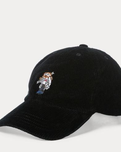 Ski Bear Baseball Cap