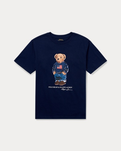 Polo Bear Cotton T-Shirt