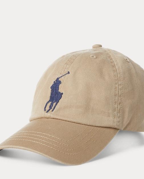485ab72e71530 Boys 8-20 Big Pony Chino Baseball Cap 1