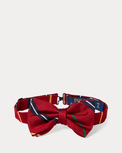 Silk Twill Bow Tie