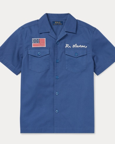 Ralph's Garage Cotton Shirt