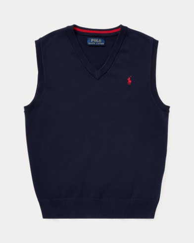 Cotton Jumper Vest
