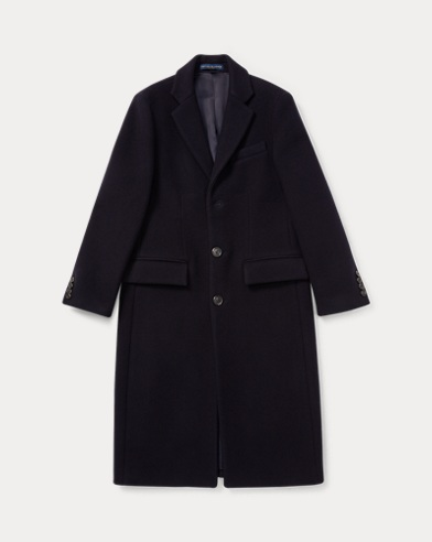 Wool Melton Topcoat