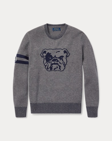 Dog Merino-Cotton Sweater
