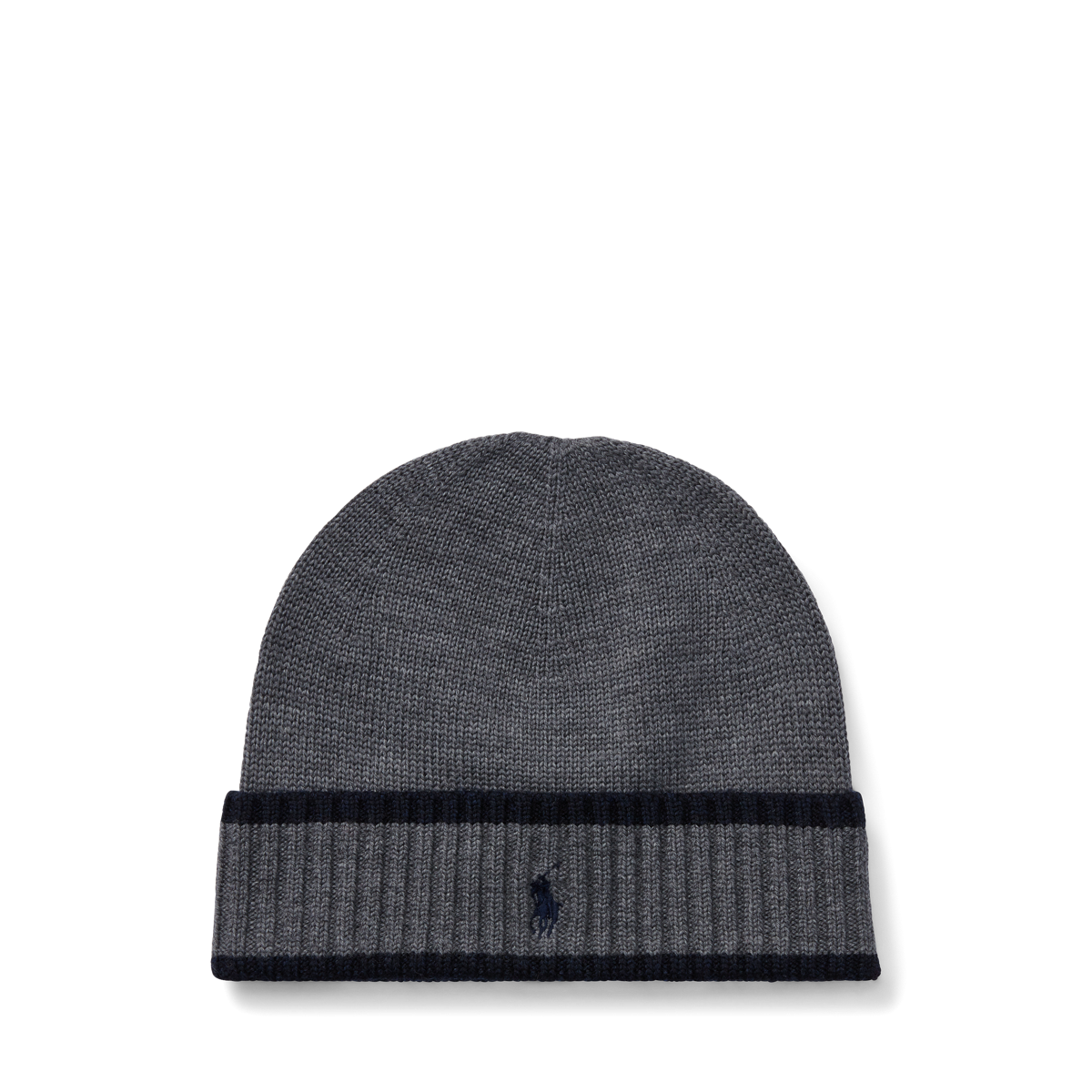 89ae6f6026c Striped Merino Wool Hat