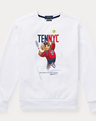 US Open Polo Bear Sweatshirt