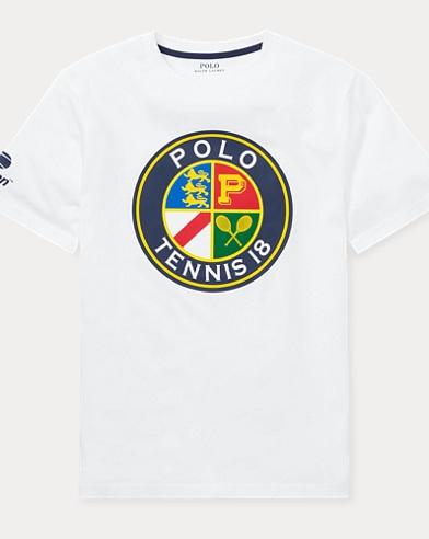 US Open Cotton Graphic T-Shirt