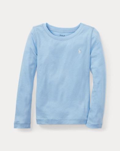 Camiseta de mezcla de algodón